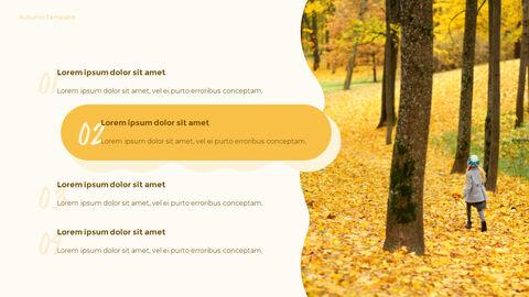 가을 파워포인트 비즈니스 템플릿_22