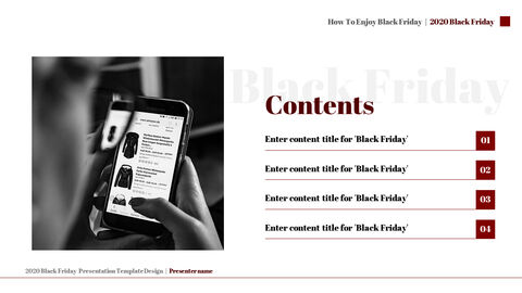 Black Friday Best PowerPoint Presentation Templates_02