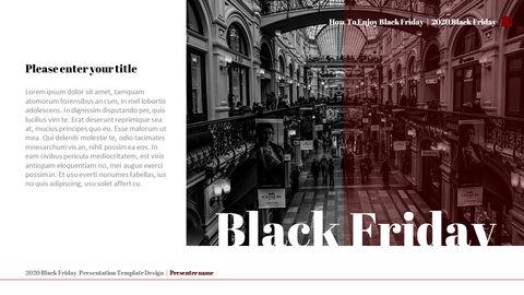 Black Friday Best PowerPoint Presentation Templates_03
