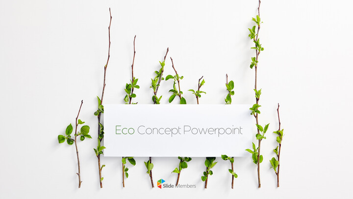 Eco <span class=\'highlight\'>Concept</span> Business plan PPT_01