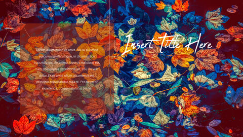 Fall Theme PPT Templates_04
