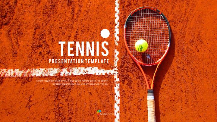 Tennis Best PowerPoint Templates_01