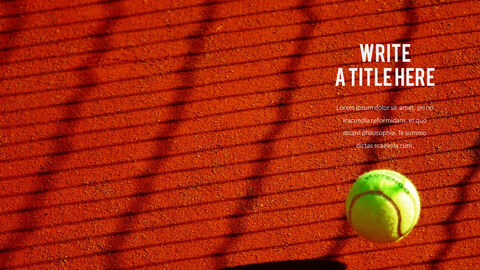 Tennis Best PowerPoint Templates_05
