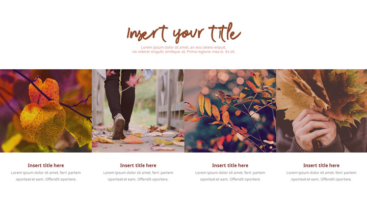 Autumn Season Simple Templates_02
