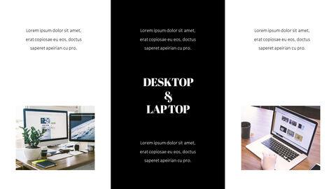 데스크탑 및 노트북 PowerPoint 프레젠테이션 템플릿_04