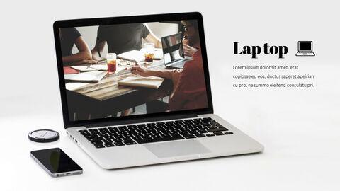 데스크탑 및 노트북 PowerPoint 프레젠테이션 템플릿_33
