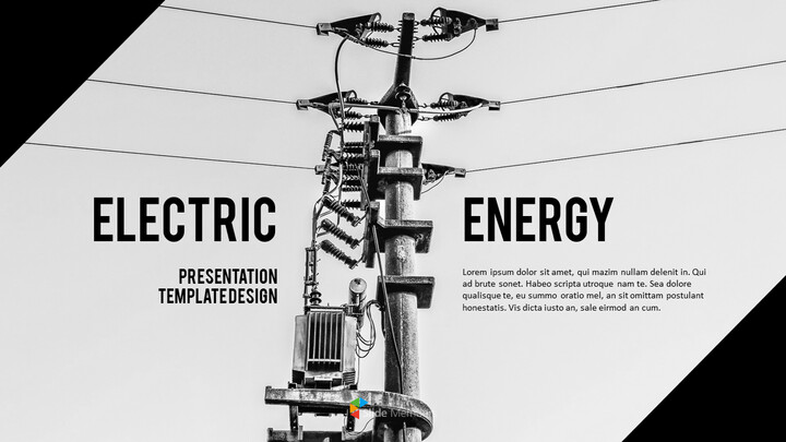 Electric Energy Simple Templates_01