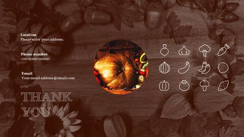 Thanksgiving PPT Presentation_40