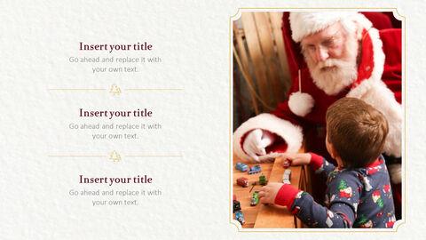 메리 크리스마스 프레젠테이션용 PowerPoint 템플릿_11