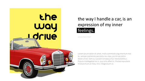 My Car PowerPoint Templates Design_03