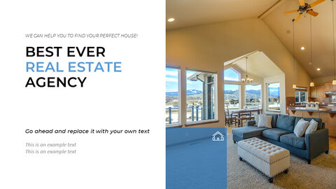 Real Estate PowerPoint Templates for Presentation_03