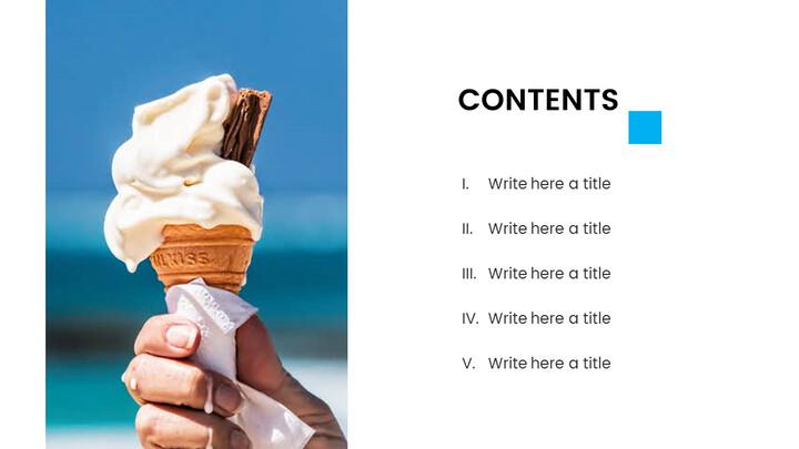여름 방학 프레젠테이션용 PowerPoint 템플릿_02