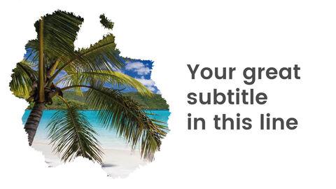 여름 방학 프레젠테이션용 PowerPoint 템플릿_19