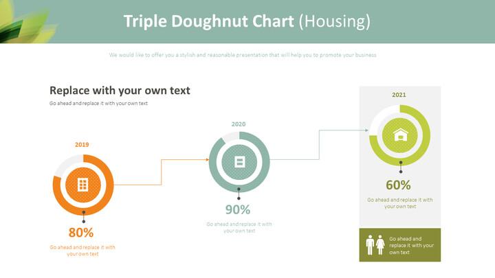 트리플 도넛 차트 (주택)_01
