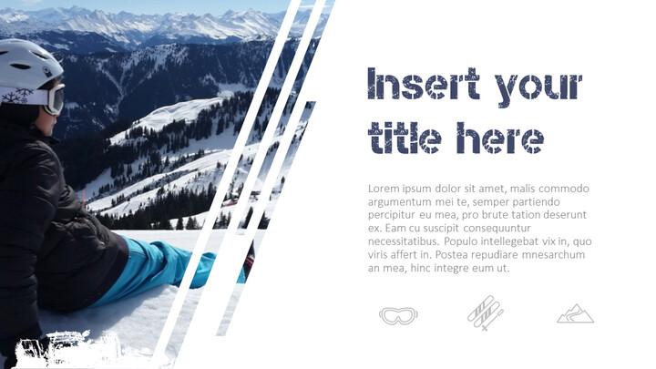 Winter Sports Templates Design_02