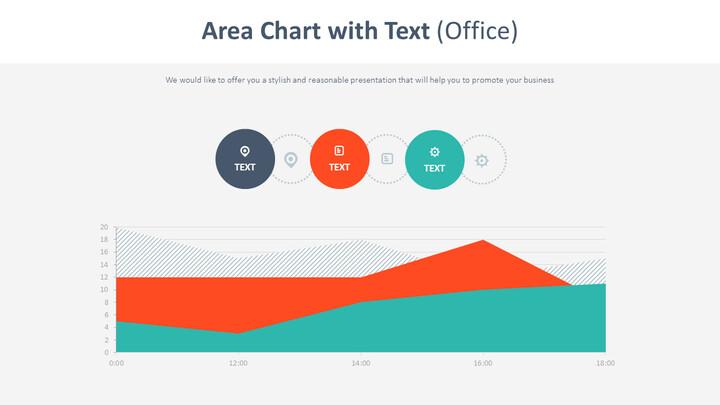 텍스트가있는 영역 차트 (Office)_01
