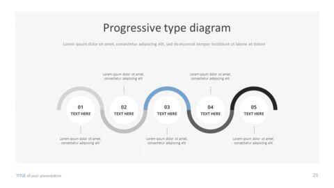 비즈니스 PowerPoint 템플릿 디자인_25