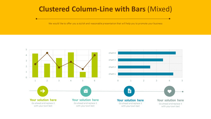 Clustered Column-Line with Bars (Mixed)_02