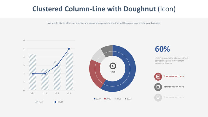 Clustered Column-Line with Doughnut (Icon)_02