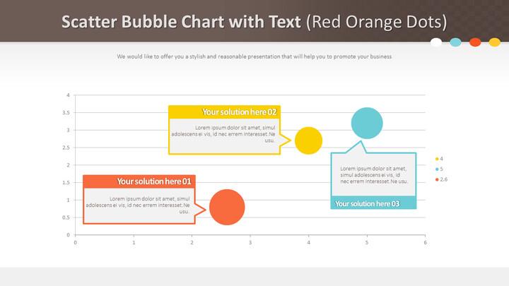 텍스트가있는 분산 형 버블 차트 (빨간색 주황색 점)_01