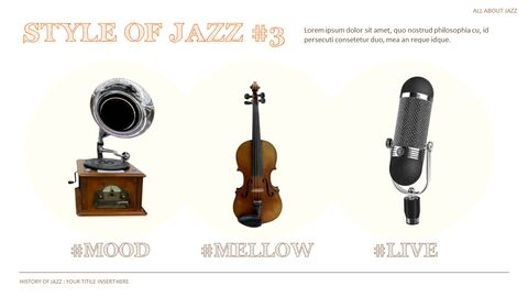All about JAZZ PowerPoint Presentations Samples_05