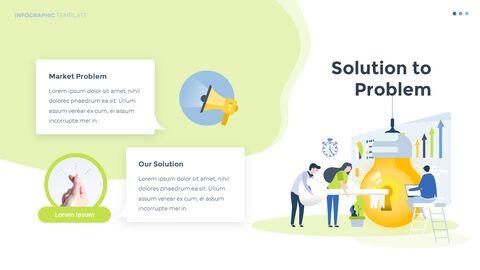 Infographic 평면 디자인 서식 파일 비즈니스 전략 파워포인트_06