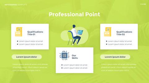Infographic 평면 디자인 서식 파일 비즈니스 전략 파워포인트_07