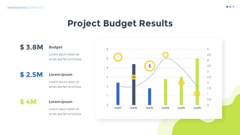 Infographic 평면 디자인 서식 파일 비즈니스 전략 파워포인트_12