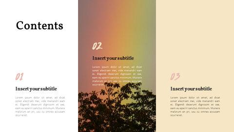Rainbow PowerPoint Templates Multipurpose Design_03