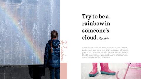 Rainbow PowerPoint Templates Multipurpose Design_04