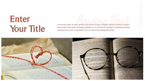 책 읽는 날 파워포인트 디자인_05