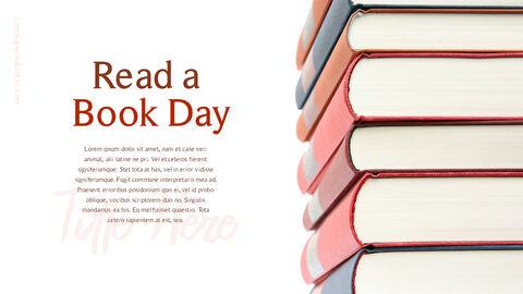 책 읽는 날 파워포인트 디자인_07
