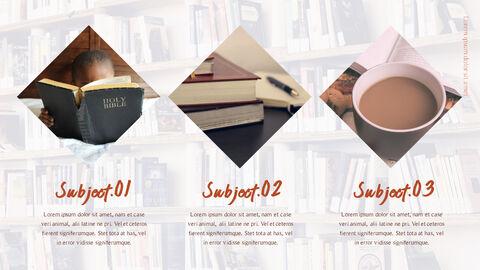 책 읽는 날 파워포인트 디자인_12