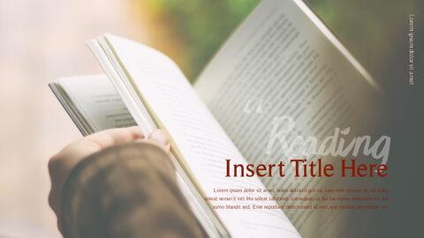 책 읽는 날 파워포인트 디자인_14
