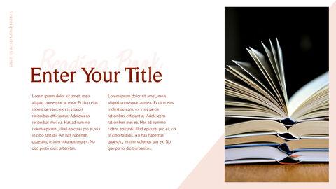 책 읽는 날 파워포인트 디자인_16
