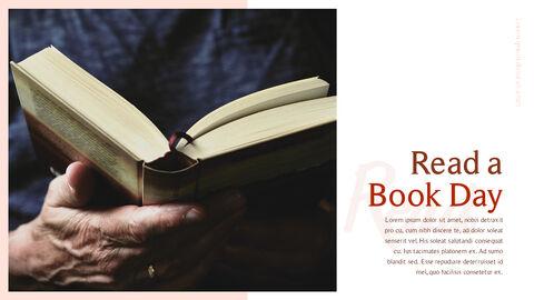 책 읽는 날 파워포인트 디자인_21