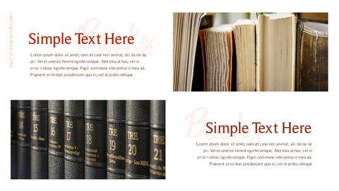 책 읽는 날 파워포인트 디자인_24
