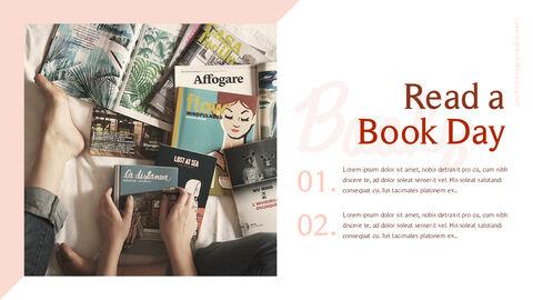책 읽는 날 파워포인트 디자인_28
