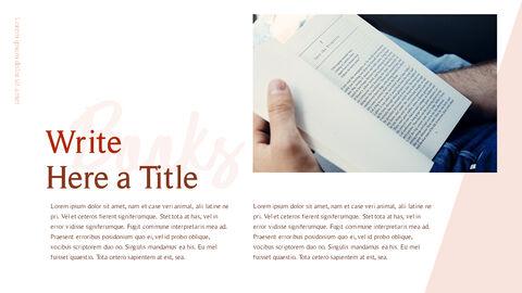 책 읽는 날 파워포인트 디자인_29