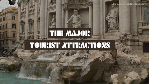 이탈리아의 주요 관광 명소 테마 PPT 템플릿_22