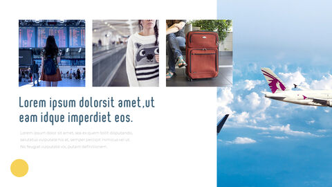 Airport Theme PPT Templates_02