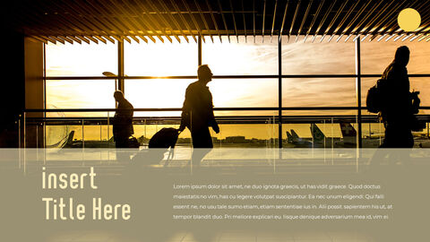Airport Theme PPT Templates_07