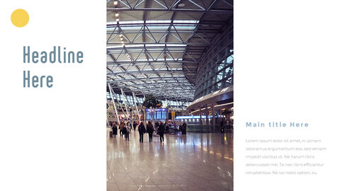 Airport Theme PPT Templates_10