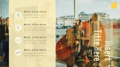 Airport Theme PPT Templates_13