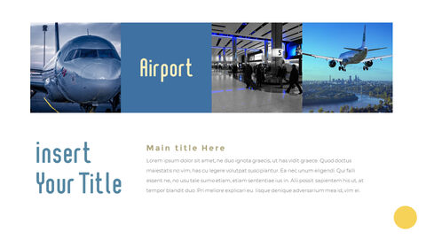 Airport Theme PPT Templates_14