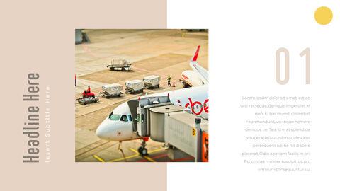 공항 테마 PPT 템플릿_21