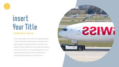 Airport Theme PPT Templates_22