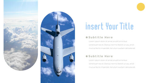 Airport Theme PPT Templates_24