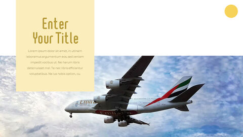 Airport Theme PPT Templates_30