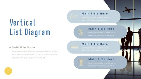 Airport Theme PPT Templates_34